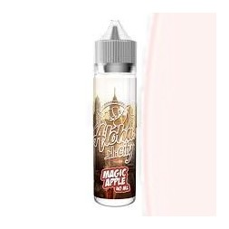 E-LIQUID MIX SERIES JAM MONSTER - APPLE (60 ML)